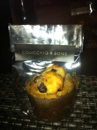Colicchio & Sons Tap Room: our after dinner for the road gift