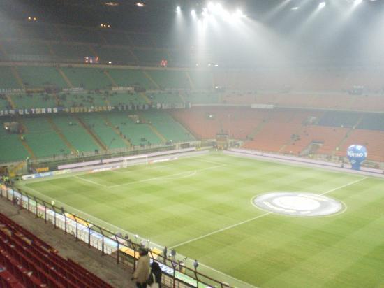 Hotels Near San Siro Football Stadium Milan