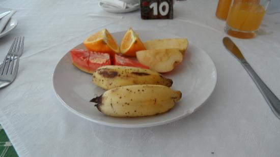 Anse Soleil Beachcomber: Petit déjauner