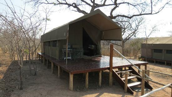 Tydon Safari Camp: Tent