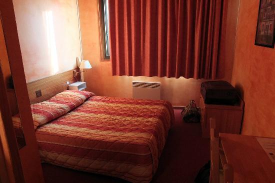 Hotel Saint Clair : une chambre