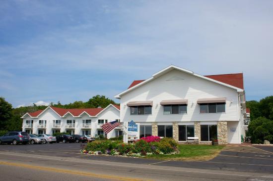 Ephraim Shores Motel & Restaurant: Ephraim Shores
