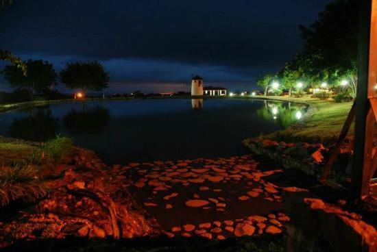Hacienda Los Molinos Boutique Hotel: EL Lago