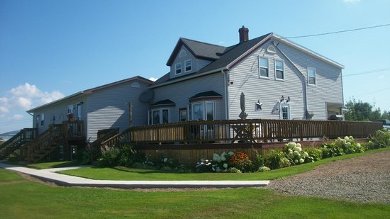 Nestle In B&B in the hearth of the village. Close to all amenities