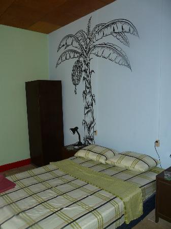 Colibri Hostal : Banana Room