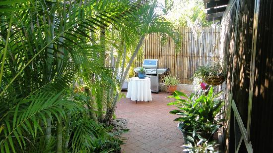 The Bungalow Broome: barbeque