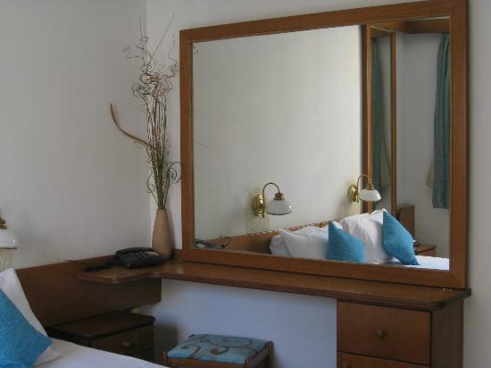 Park Lane Aparthotel: Schlafzimmer