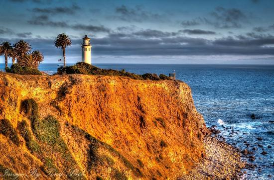 Rancho Palos Verdes, Kalifornien: Pt. Vicente Lighthouse