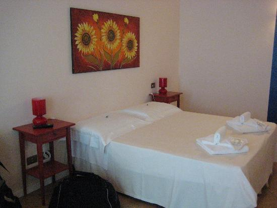 Il Girasole: Our room #1