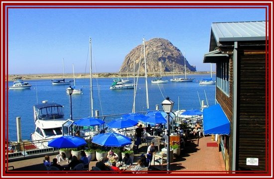 Blue Sky Bistro on the Bay: It's a beautiful day at Blue Skye Coastal Cafe