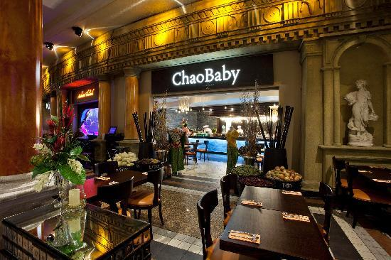 ChaoBaby: Entrance