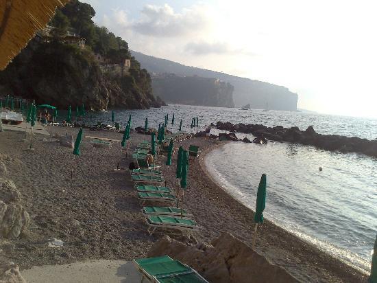 Scrajo Mare: spiaggia......