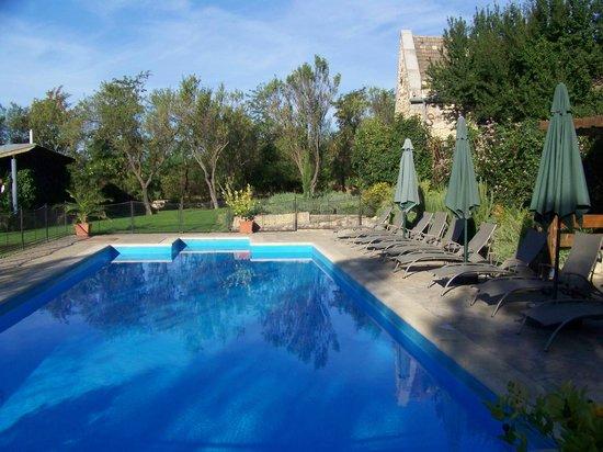 Káli Art Inn: Pool