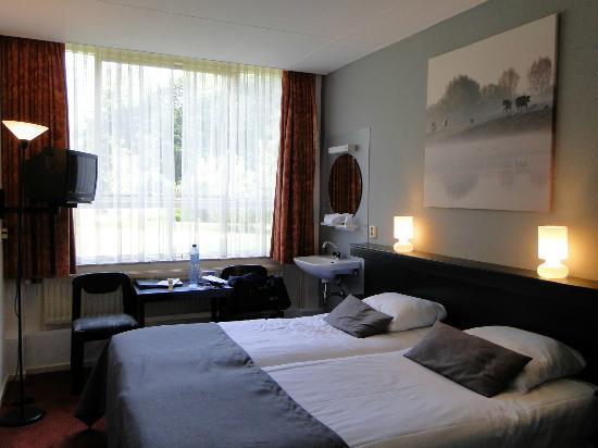 Veluwe Hotel Stakenberg: Room at ground floor