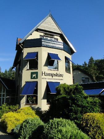 Veluwe Hotel Stakenberg: Main building