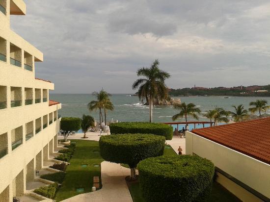Dreams Huatulco Resort & Spa : Vista panoramica