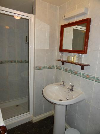 The Old Court Hotel: bathroom