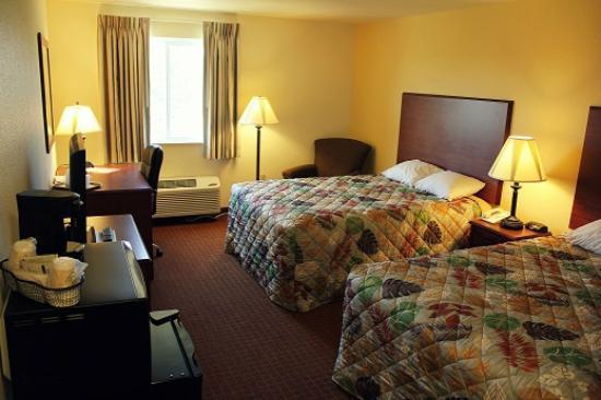 Rodeway Inn & Suites Hoisington: Double Room