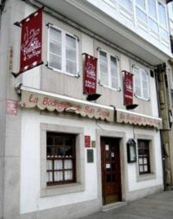 La Bodeguilla de San Roque: ristorante
