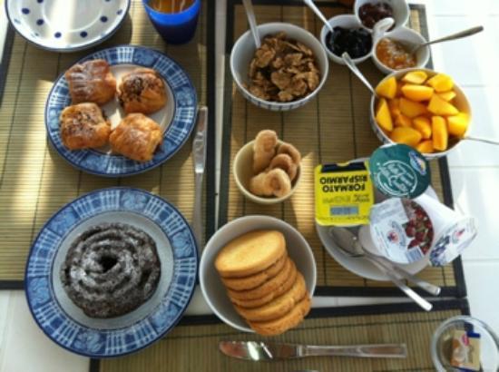 Trulli Terra Magica: La colazione di Micaela