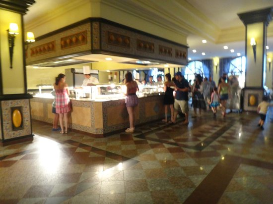 ClubHotel RIU Jalisco: buffet