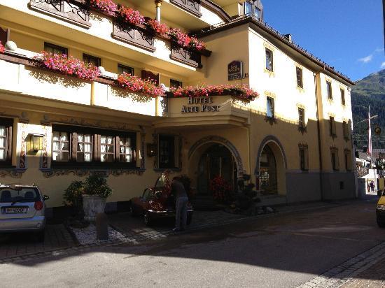 Hotel Alte Post: Hotel