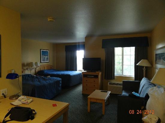 Extended Stay America - Orlando - Convention Center - Universal Blvd: open plan