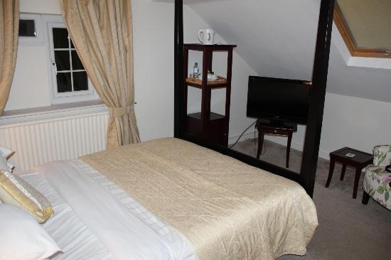 Crouchers Hotel: chambre
