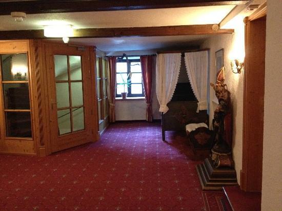 Hotel Alte Post: Hall