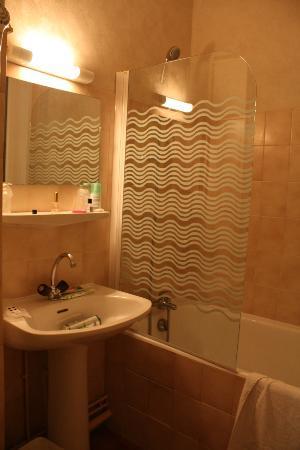 Hotel Alize: bagno