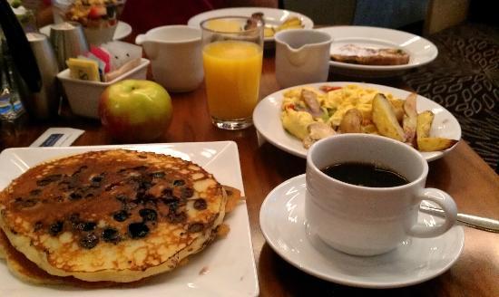 Hyatt Regency Boston: Hyatt Breakfast Buffet