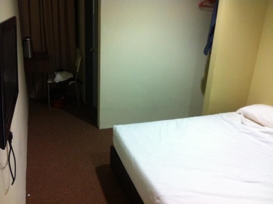 Garden Inn: double room