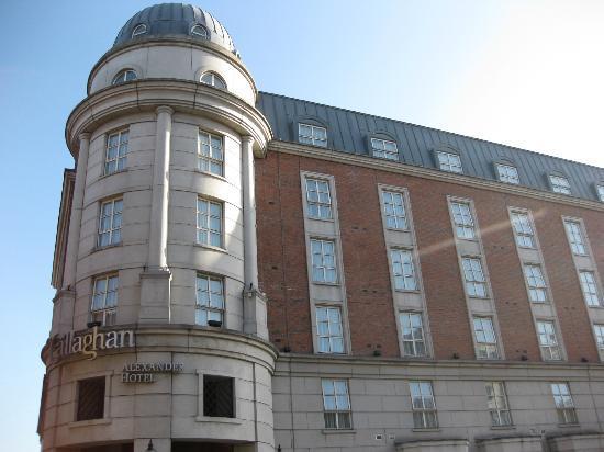 O'Callaghan Alexander Hotel: Fachada del hotel.