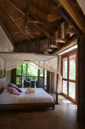 La Selva Amazon Ecolodge : Chambre