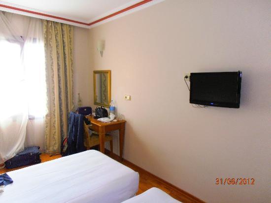 Asur Hotel: La camera