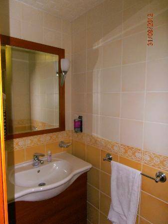 Asur Hotel: Il bagno