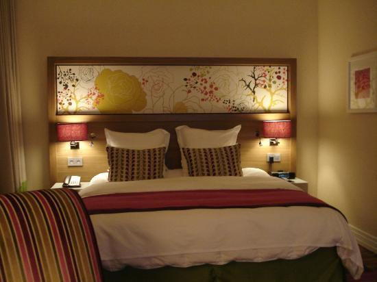 Elite Hotel Adlon: Sleeping area