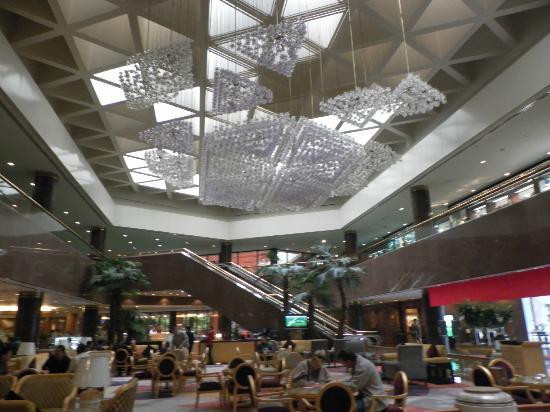 Capital Hotel Beijing: capital hotel Beijin Pékin