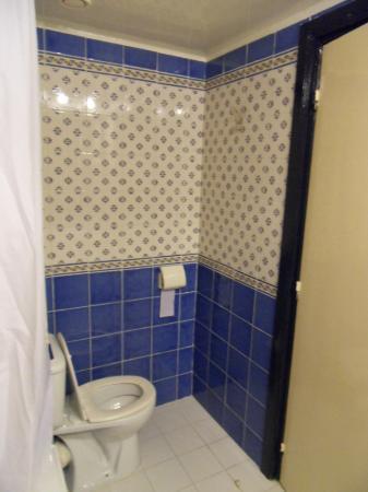 Iberostar Mehari Djerba : Toilette dans la salle de bain