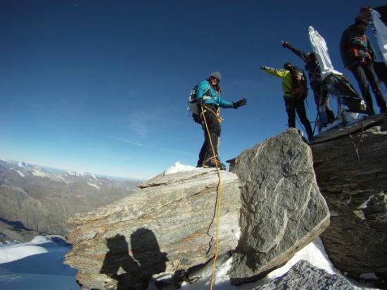 Kailash Adventure: Reaching the peak!