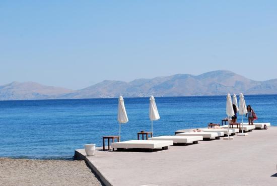 Barcelo Hydra Beach Resort: il molo