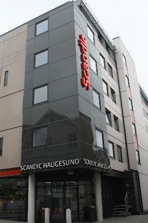 Scandic Haugesund: hotel