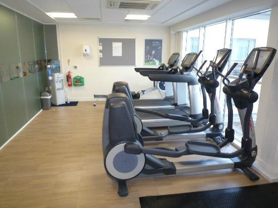 Holiday Inn Winchester: Gym