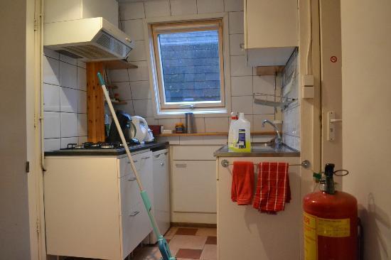 Amsterdam Apartments Alexanders: La cuisine