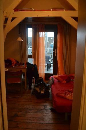 Amsterdam Apartments Alexanders: Chambre2