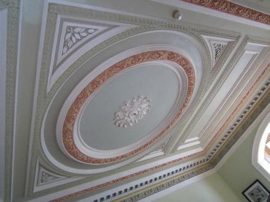 Ceiling Drawing Room Picture Of Glencoe House Glencoe Village