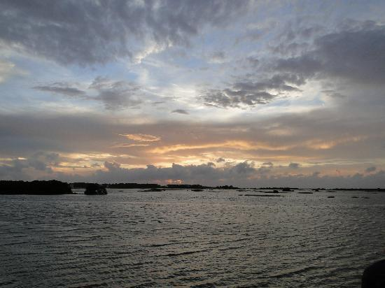 Low-Key Hideaway: Sun set at the Low Key