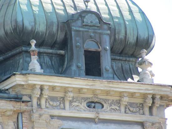 Svoboda Houses: detail