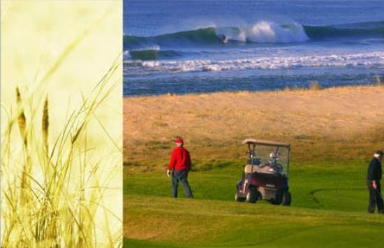 Ohana Lodge: Surf and Golf...