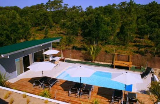 Ohana Lodge: La nature au bout du jardin..